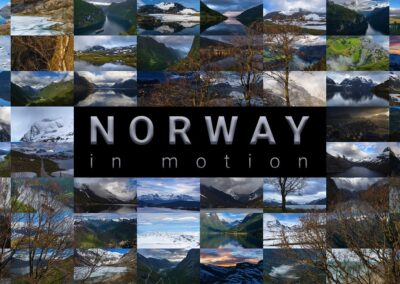 Norway in motion