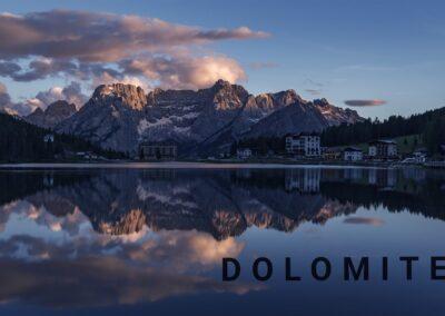 Dolomites – a timelapse adventure