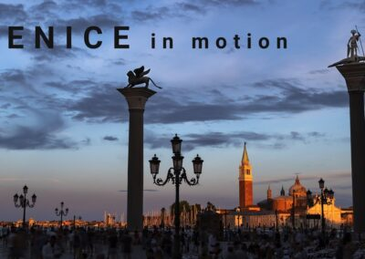 Venice in motion